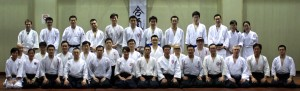 Group Photo Shanghai Aikikai 12.6.2013